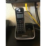 Teléfono Motorola Auri3520-2 Con Base