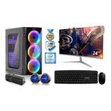 Computador Gamer Intel Core I5 Full Juegos En Fhd