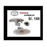 Luces Direccionales Toyota Corolla+instalacion+envio Gratis