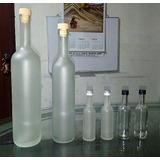 Botella De 750ml Modelo Burdeo