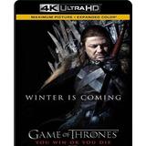 Game Of Thrones 4k Serie Completa Entrega Digital