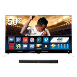 Aoc Smart Tv Uhd 50  Le50u7970 Nuevo Sellado