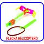 Flecha Helicoptero Luminosa Para Niños Y Adulto - Chorrillos