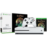 Xbox One S Sea Of Thieves Consola  1tb 4k Bundle + Garantia