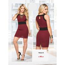 Busca Vestido De Color Conchade Vino Con Los Mejores