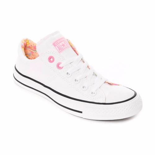 zapatillas converse mujer blancas peru
