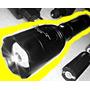 Potente Linterna Tactic Militar 7500 Lm Zoom Recargable Led