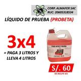 Liquido Para Probar Inyectores En Banco De Prueba