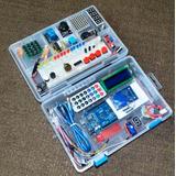 Arduino Uno R3 Kit Inicio/starter Rfid Learning Site + Caja