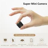 Mini Camara Inalambrica Dvr Sq11 Espia 1080p Recargable