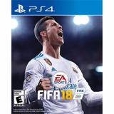 Fifa 18 Ps4 Playstation 4 - Stock Ya