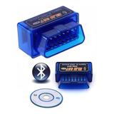 Escaner Automotriz Elm327 Scanner Bluetooth V2.1 Obd2 Ii