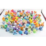 Pokemon 25 Unidades Muñecos Coleccion Buena Calidad 3-4 Cm