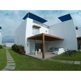 Ocasión  Casa De Playa En Exclusivo Condominio Asia Azul