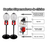 Maquina Expendedora Chiclera De Dulces, Dispensador Dulces