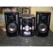 Un Equipo De Sonido Semi Nuevo Panasonic