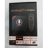 Tv Box, Android Tv, Convertidor Smart, Android Tv Con Voz