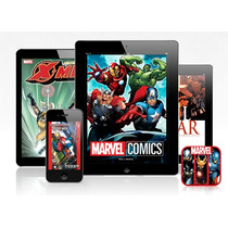 Comics Virtuales Marvel Para Pc,tablet Y Smartphone