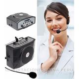 Importacion Mini Amplificador Portatil De Voz Alta Calidad