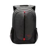 Mochila Targus City Essential 15.6  (tsb818) Black/red