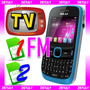 Celular Doble Chip Blu Tattoo Mini Fm Camara Mp3, No Android