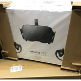 Oculus Rift - Realidad Virtual - Caja Sellada Stock Garantía
