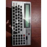 Calculadora Progamable Casio Fx 750p Vintage