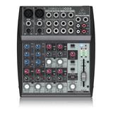 Mezcladora Mixer Behringer Xenyx 1002 + Garantía