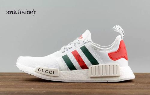 Zapatillas adidas Gucci Nmd R1 2018 Exclusive Line