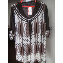 Blusa Quizz Fashion Para Damas . Importada De Usa