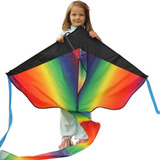 Delta Kite / Rainbow Kite Cometa De Viento
