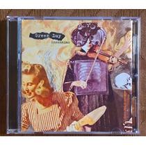 Green Day Cd Insomniac (excelente Estado) Blink 182 Nirvana