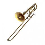 Trombón Doble 6421l-1 Con Transpositor,  Baldassare