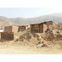 Vendo Terreno 152 M2 En Huachipa(cerro Camote)