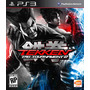 Tekken Tag Tournament 2 Ps3 Español Juegos Ps3 Delivery