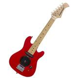 Guitarra Eléctrica Para Niño Con Parlante Je1006, Freeman