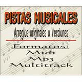 Pistas Musicales Personalizadas