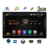 Auto Radio Android 2gb Ram Full Touch Hd Gps Bluetooth Wifi