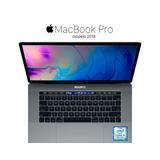 Macbook Pro Retina Touch Bar 15 / Core I9 512gb / Apple 2019