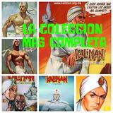Kaliman El Hombre Increible Coleccion Completa Full Digital