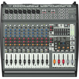 Consola Europower Pmp4000 1600 Watts 16 Canales Behringer
