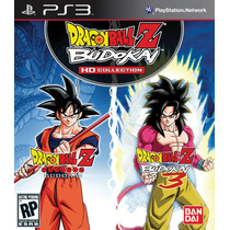 Dragon Ball Z Budokai Hd Collection Ps3 Español Juegos Ps3