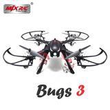 Drone Mjx Bugs 3, Motores Brushless Soporta Gopro
