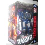 Transformers Soundwave Siege Voyager Fotos Reales Nuevo