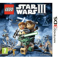 Lego Star Wars Iii The Clone Wars 3ds Juegos Nintendo 3ds