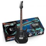 Pack De Guitarra Eléctrica Ijrx20u, Color Negro (bk), Ibanez