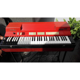 Organo Vintage Farfisa De Los 60´s En Perfecto Funcionamient