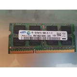 Memoria Ram 4gb Ddr3 Laptop