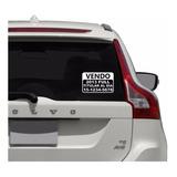 Stickers Personalizados Para Vender Autos O Otro Diseño