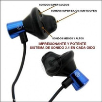 Audifonos Sony Mdr-ed12lp Heavy Bass ,mp3 Mp4 Ipod Iphone Pc